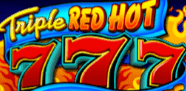 red seven slots logo