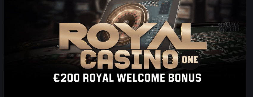 royal casino one home