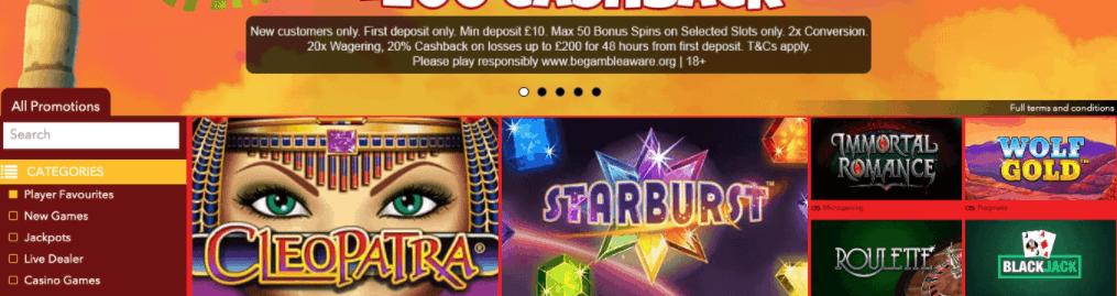 st george casino home NA