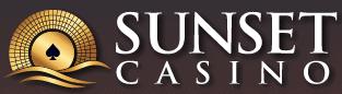 sunset casino logo