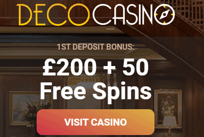 uk deco casino front image