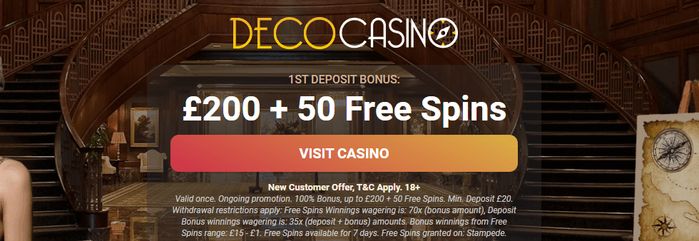 uk deco casino home
