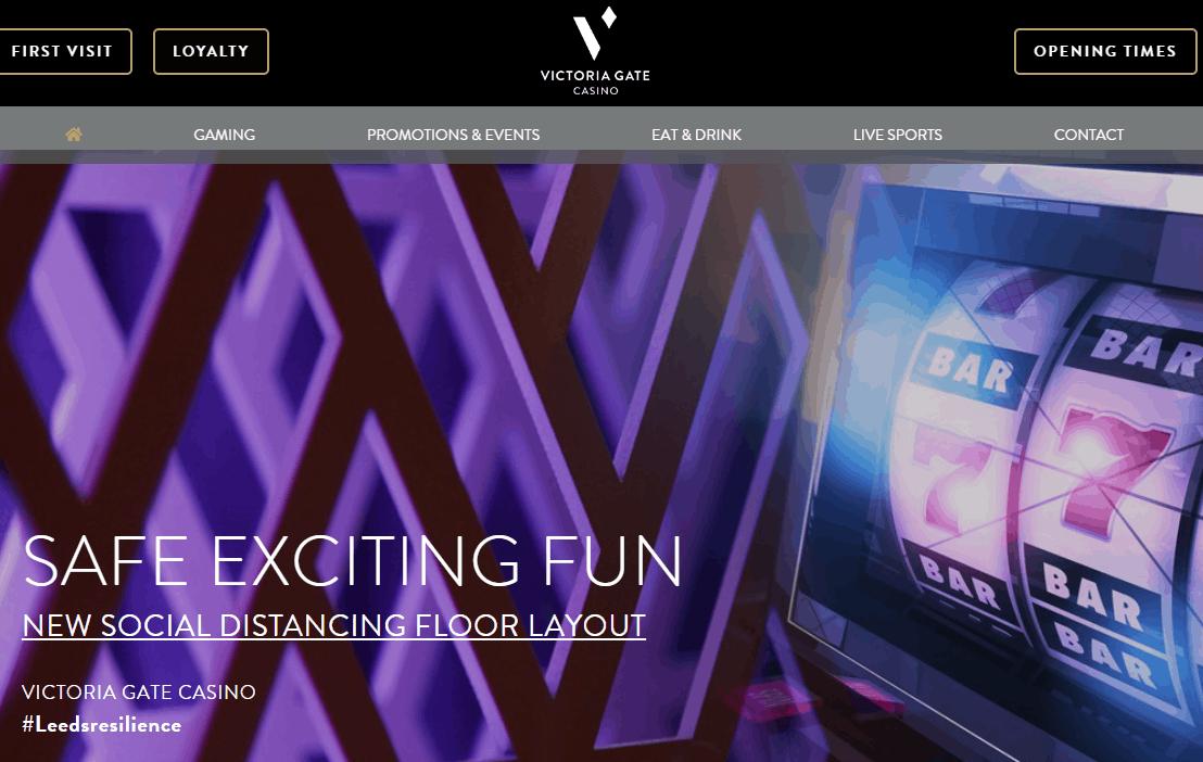 victoria gate casino home