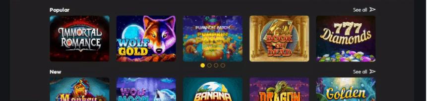 24k casino games