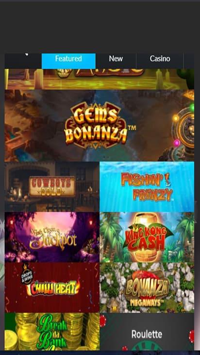 Slotty Slots game mobile