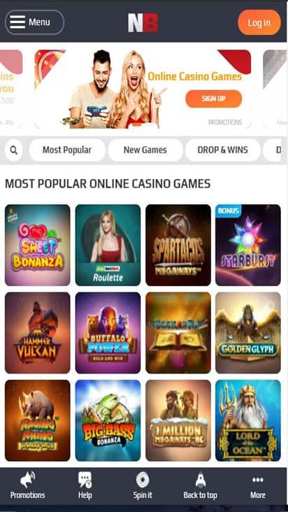 Sport Netbet game mobile