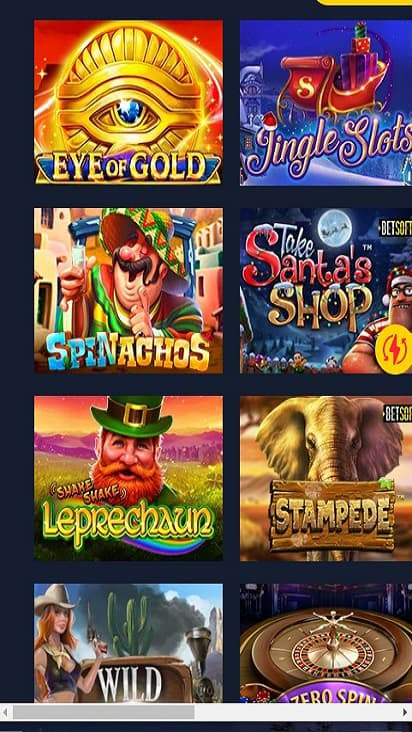 Stay Lucky Casino game mobile