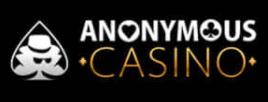 anonymous casino logo