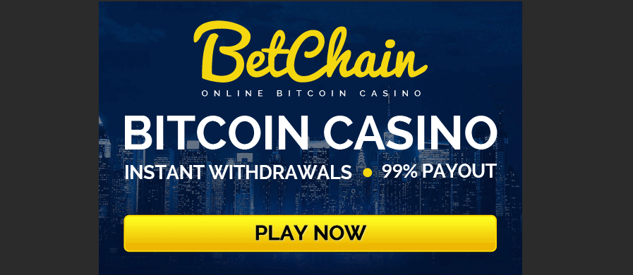 bet chain promotion