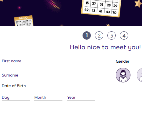 bucky bingo sign up
