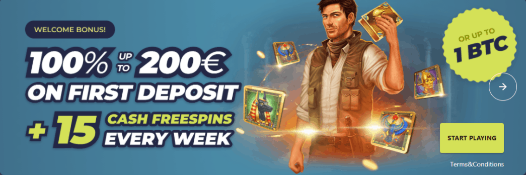 casinoin promotion