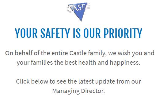 castle bingo front image