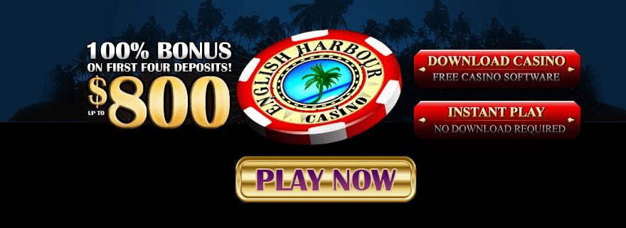 english harbour online casino promo