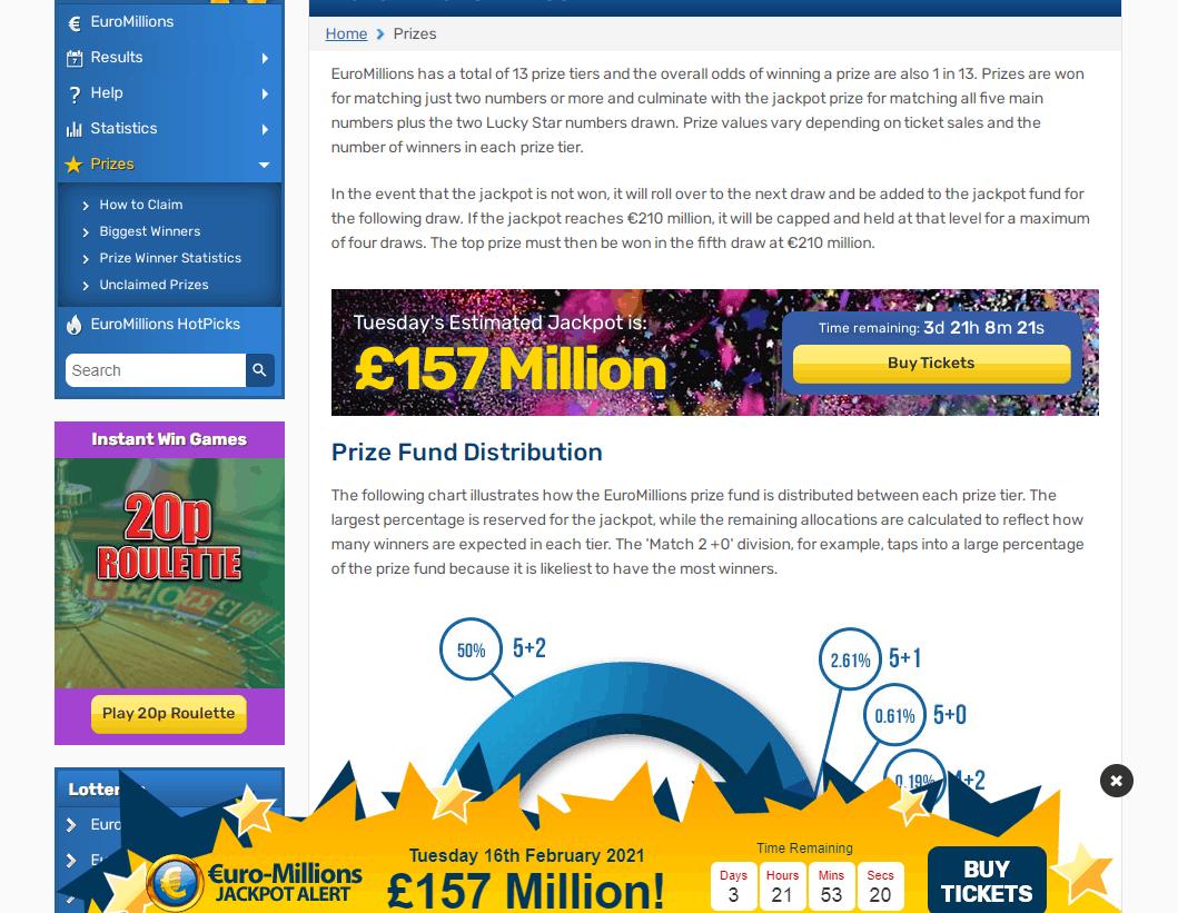 euro million promotions