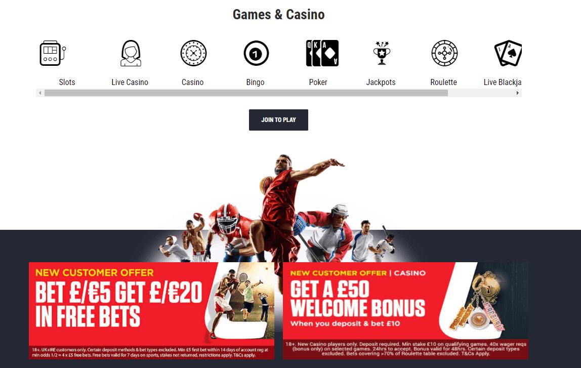 games ladbrokes promo