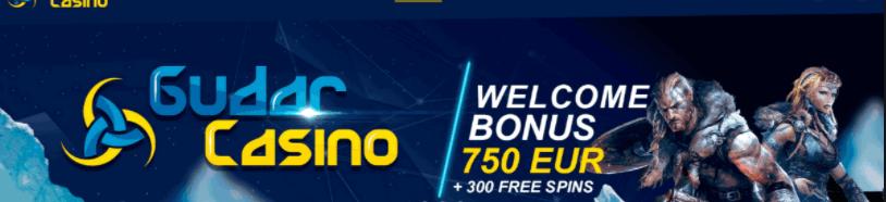 gudar casino promotions