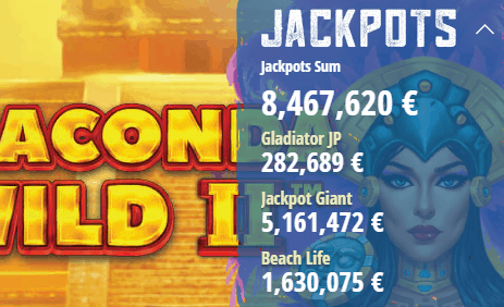 king solomons casino front image