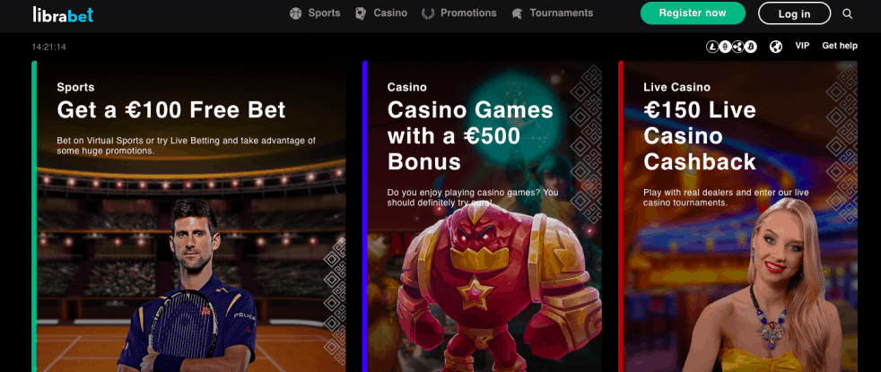 libra bet promotion