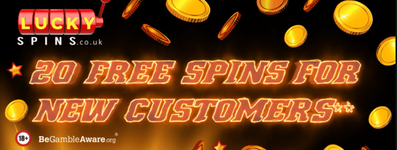 lucky spins promotions