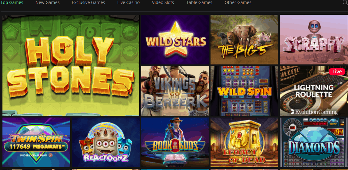 one casino games
