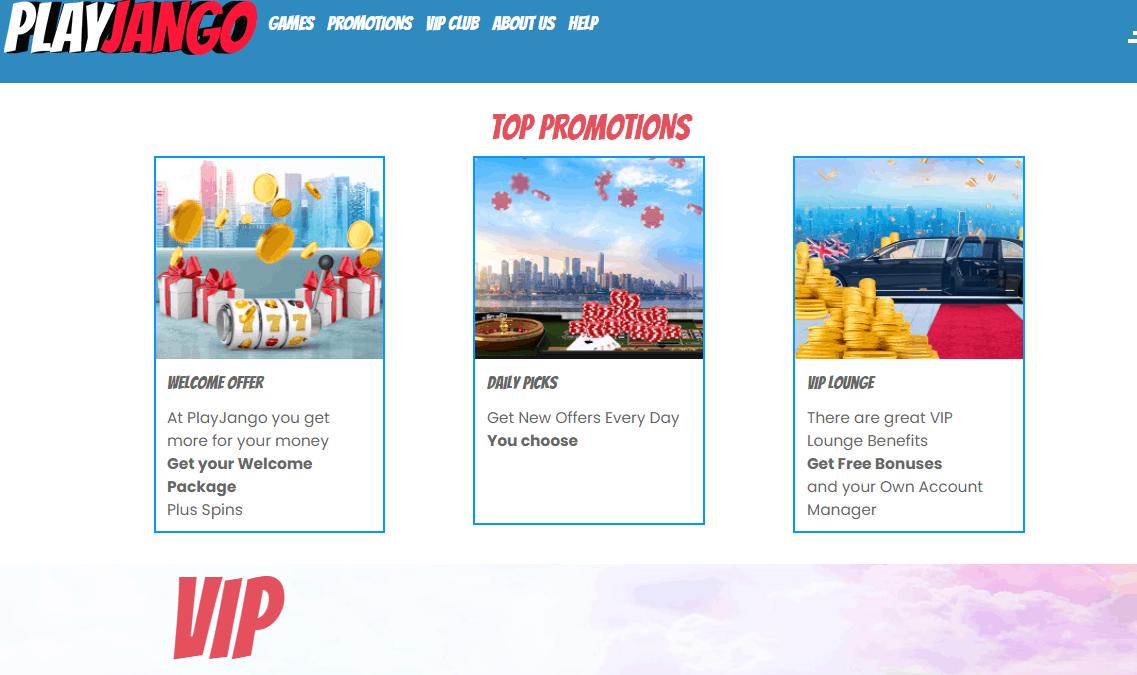 playjango promotions