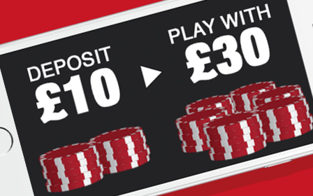 red 8 casino front image