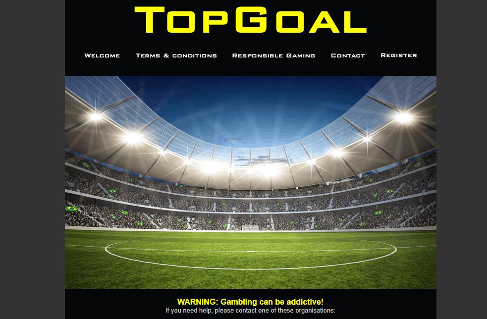 top goal online home