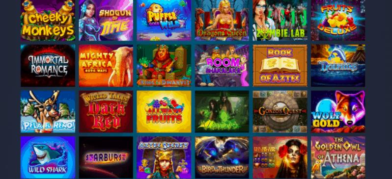 webby slot games