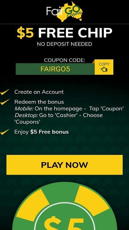 Fair go casino games page