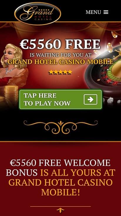 Grande hotel casino home page