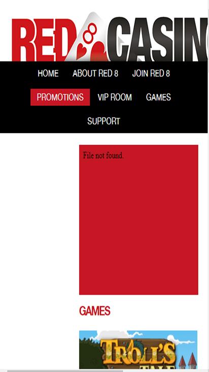 red8casino promo