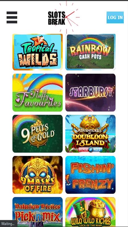 slotsbreak game