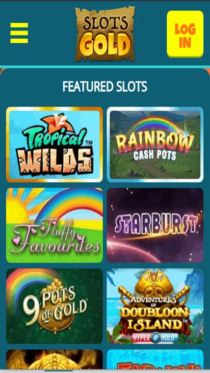 slotsgold game