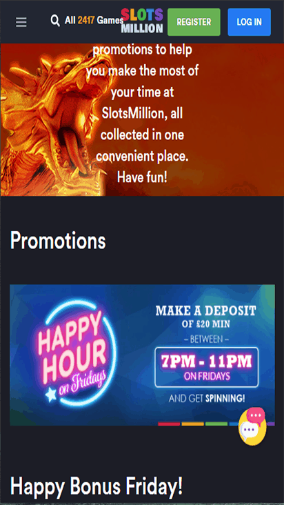 slotsmillion promo